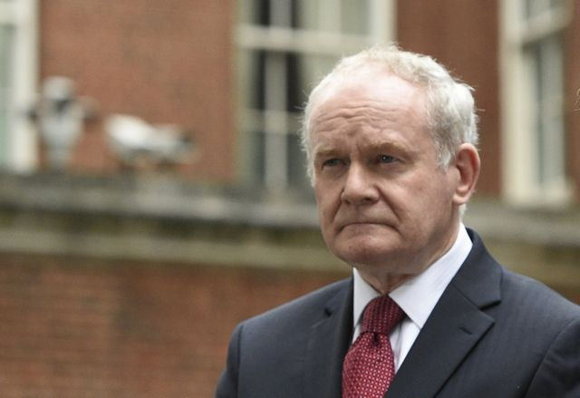 Πέθανε ο πρώην διοικητής του IRA, Μάρτιν ΜακΓκίνες | tovima.gr