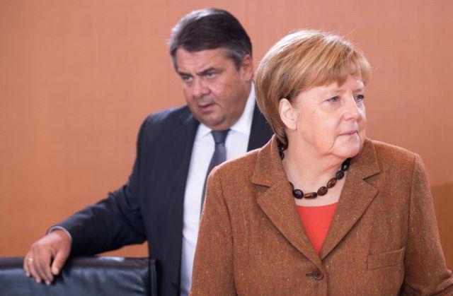 Η γερμανική Αριστερά εξετάζει το ενδεχόμενο συσπείρωσης απέναντι στη Μέρκελ   tovima.gr