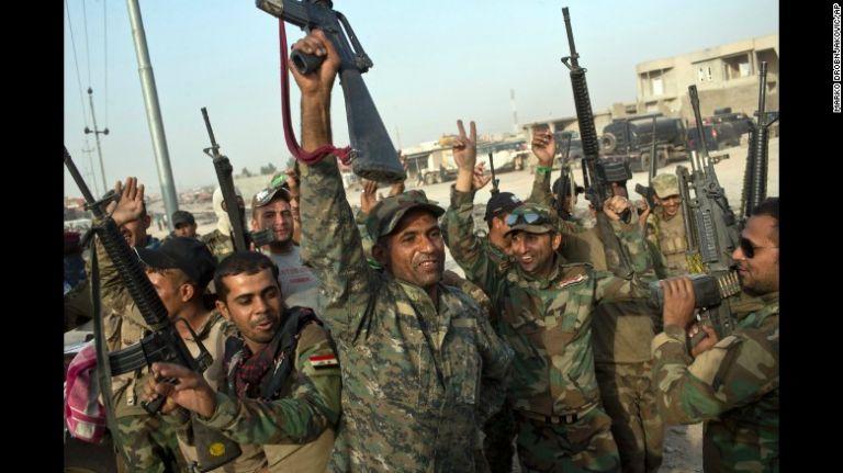 Προχωρούν στη δυτική Μοσούλη οι ιρακινές δυνάμεις, επιτυχάνεται η φυγή αμάχων | tovima.gr