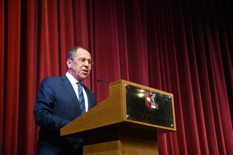Κύκλος διαβουλεύσεων για Μπόλτον – Λαβρόφ | tovima.gr