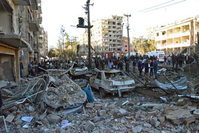 Οι Τούρκοι σκότωσαν 14 μαχητές του PKK στα βόρεια του Ιράκ | tovima.gr