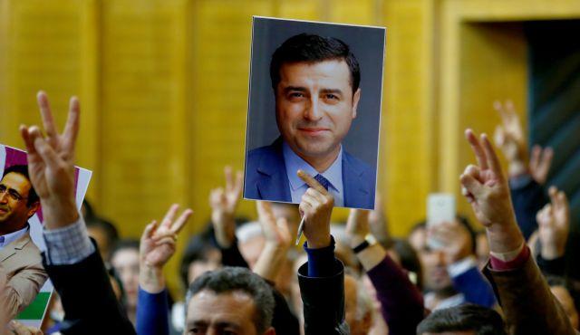 Τουρκία: Ελεύθερη η πρώην συμπρόεδρος του HDP Σερμπίλ Κεμάλμπεϊ | tovima.gr