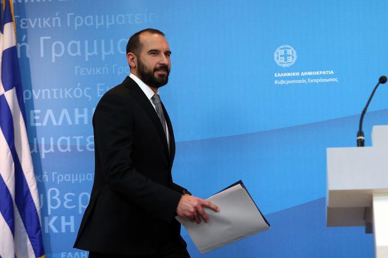 Τζανακόπουλος: Δεν υπάρχει καμία απολύτως συζήτηση για εφαρμογή των σχετικών μέτρων από το 2018 | tovima.gr