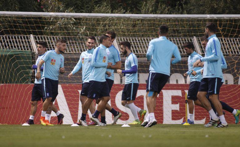 Ανακοινώθηκε η 23αδα της Εθνικής για το Nations League | tovima.gr