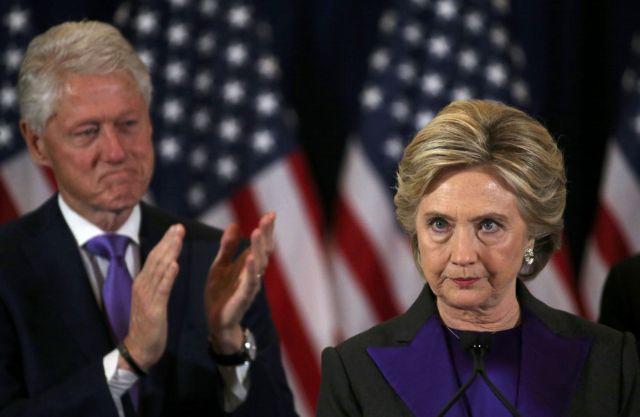 Χίλαρι και Μπιλ Κλίντον θα παραστούν στην ορκωμοσία Τραμπ | tovima.gr
