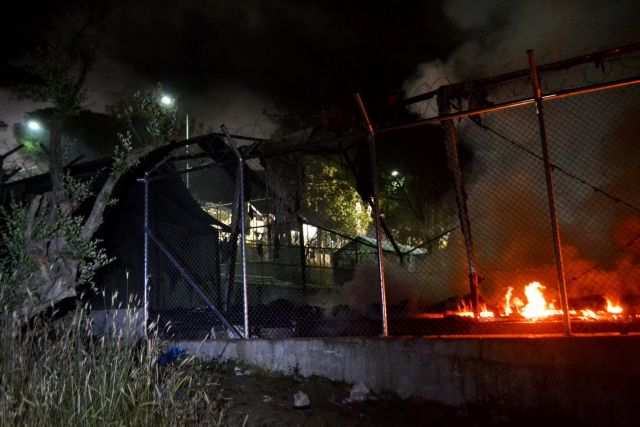 Tension and demonstrations at refugee hotspots on Chios and Samos | tovima.gr