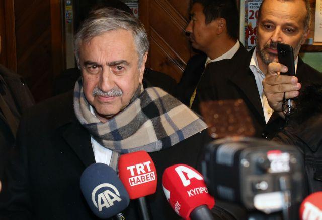 Οδικό χάρτη για το Κυπριακό θα ζητήσει ο Ακιντζί | tovima.gr