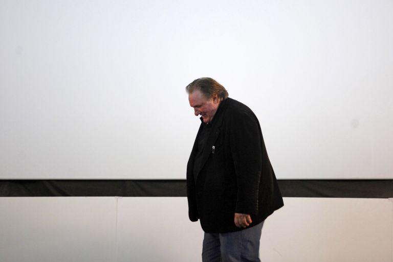 Καταγγελία για σεξουαλική κακοποίηση εναντίον του Ζεράρ Ντεπαρτιέ | tovima.gr