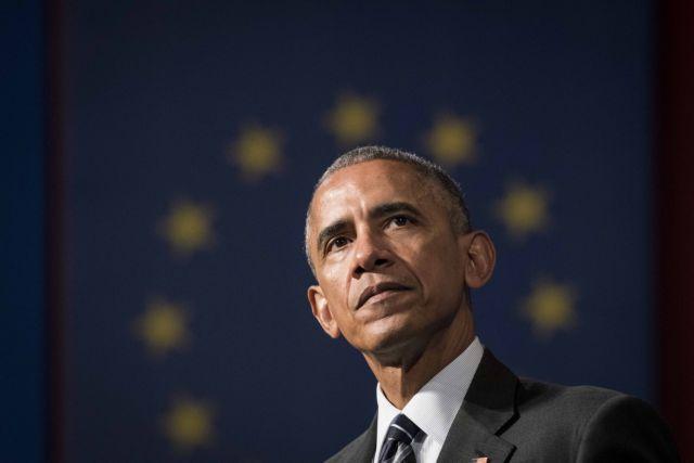 Ομπάμα: Πρέπει να φροντίσουμε τον κήπο της Δημοκρατίας   tovima.gr