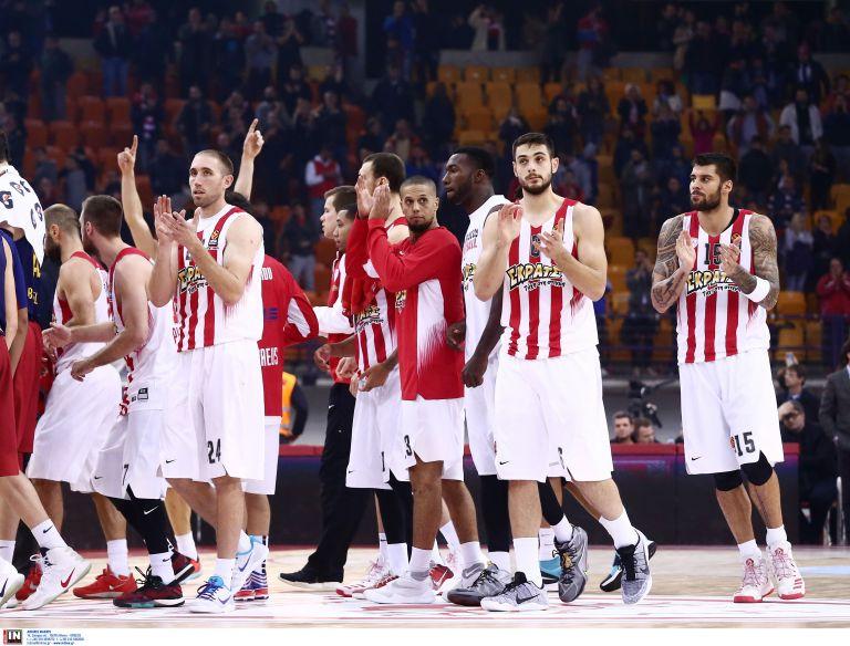 Μπάσκετ – Ευρωλίγκα: Μπαρτσελόνα – Ολυμπιακός 67-69 | tovima.gr