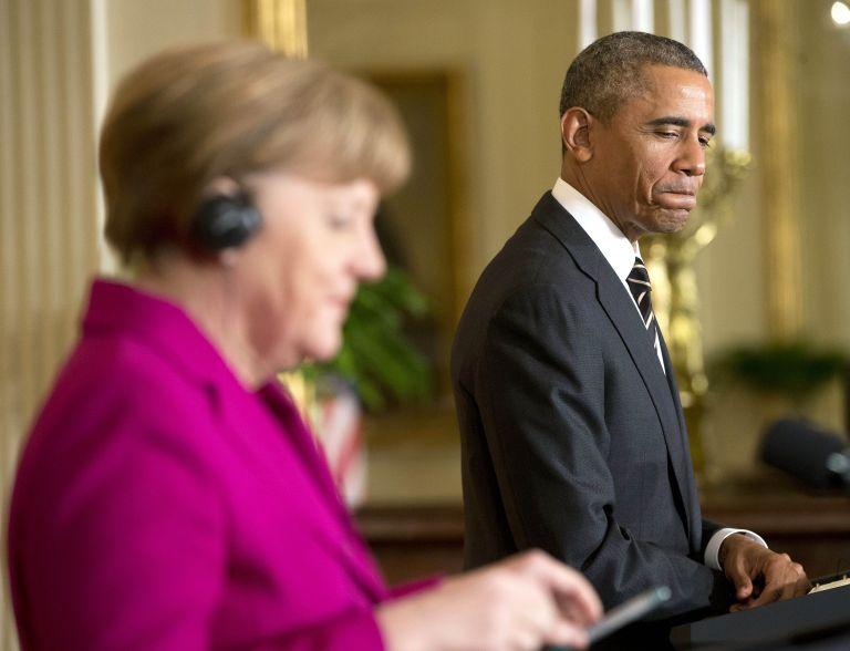 Berlin dismissive of Obama calls for Greek debt relief   tovima.gr