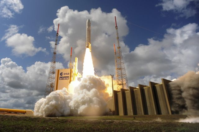 Διαστημική υπηρεσία… Βελγίου | tovima.gr