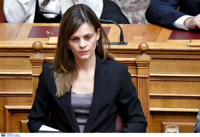 Achtsioglou travels to Brussels for talks on labor matters | tovima.gr