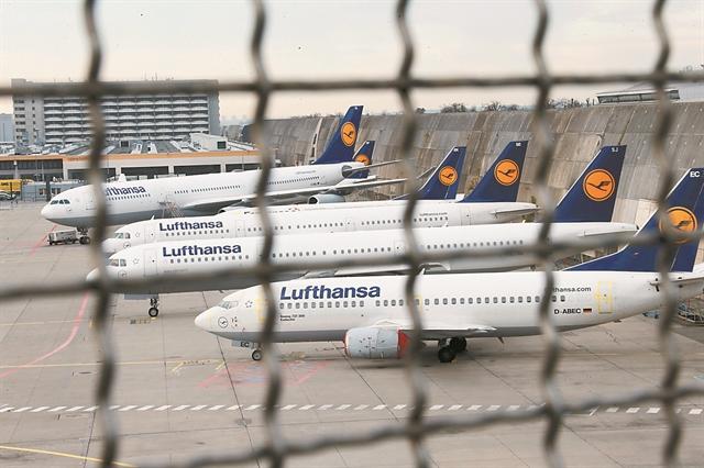 Απώλειες $63 δισ. εφέτος στις αερομεταφορές   tovima.gr