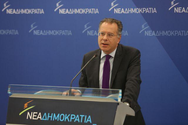 Κουμουτσάκος: Η κυβέρνηση κρατά κλειστά τα χαρτιά της για την ΠΓΔΜ   tovima.gr