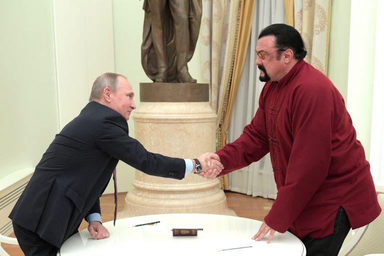 Στίβεν Σιγκάλ: Ο νέος απεσταλμένος του ρωσικού ΥΠΕΞ | tovima.gr