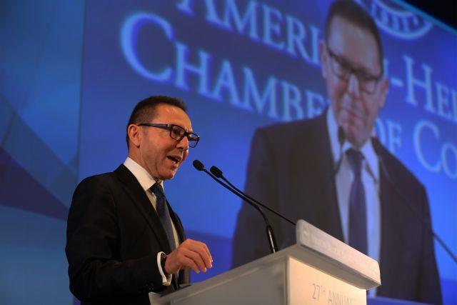 Στουρνάρας: Σταδιακή σύγκλιση των πολιτικών δυνάμεων προς τις αναγκαίες πολιτικές | tovima.gr