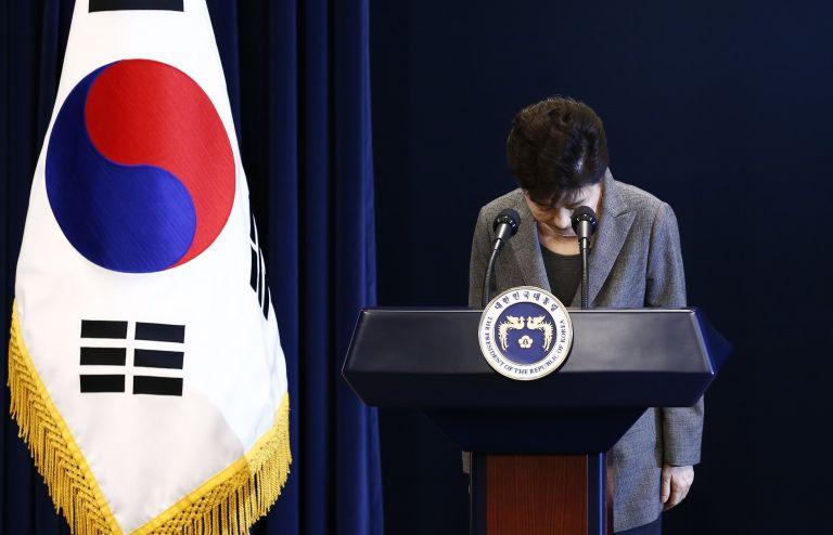 Παρελθόν για την Ν. Κορέα η Πρόεδρος Παρκ Γκιούν-Χιε | tovima.gr
