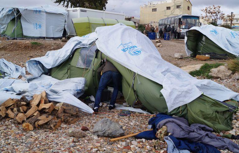 Χίος: Την άμεση απελευθέρωση του hot spot της ΒΙΑΛ ζητά ο Δήμος | tovima.gr
