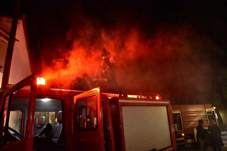 Λάρισα: Ζημιές από φωτιά σε σπίτι στον Μόδεστο   tovima.gr