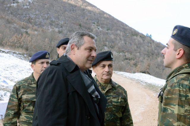"Kammenos accuses Turkey's Erdogan of being a ""brutal dictator"" | tovima.gr"