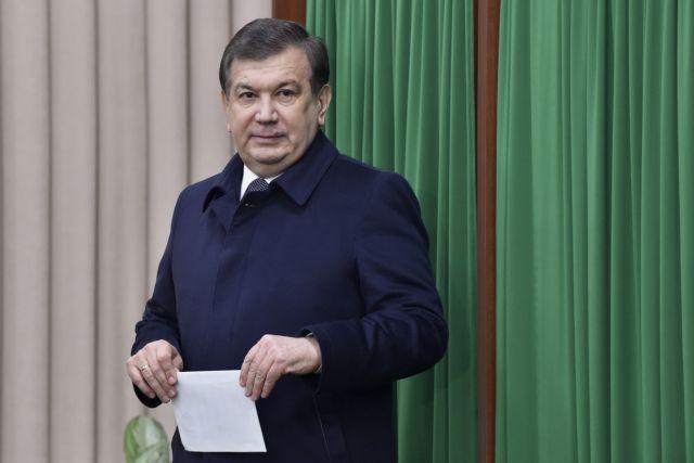 Ουζμπεκιστάν: Ο Σαβκάτ Μιρζιόγεφ κέρδισε τις προεδρικές εκλογές | tovima.gr
