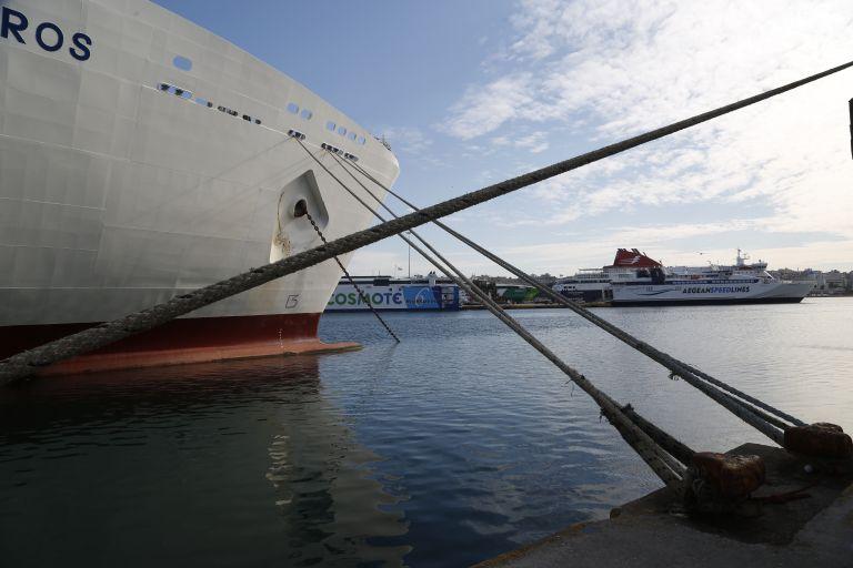 Δεν τα βρήκαν ΠΝΟ – ακτοπλόοι – Δεμένα τα πλοία στις 3 Σεπτεμβρίου | tovima.gr