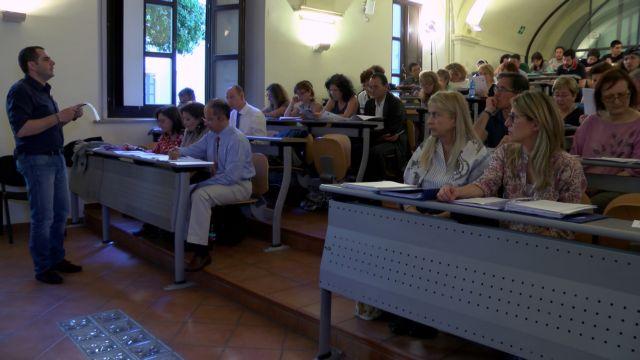 Μαθαίνοντας ελληνικά στο Pontificio Istituto Orientale της Ρώμης | tovima.gr