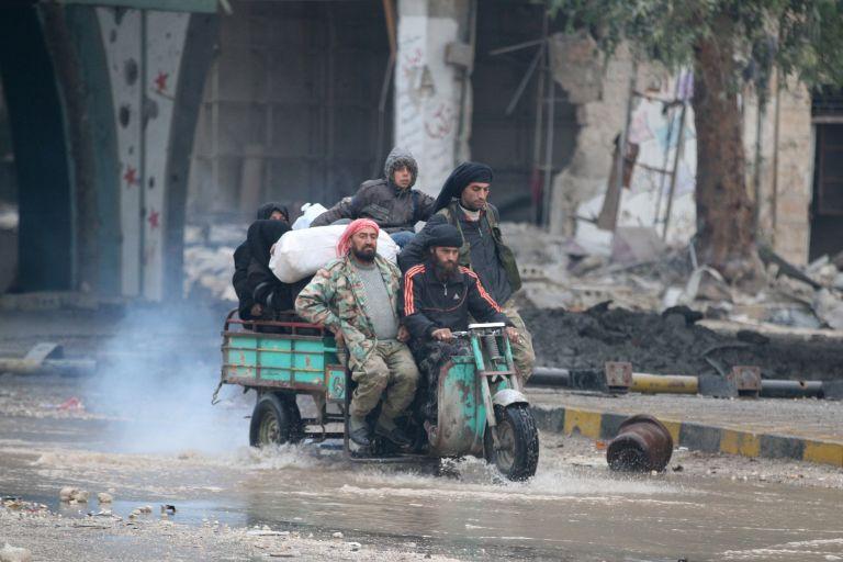 Πενθήμερη εκεχειρία ζητούν στο Χαλέπι οι αντάρτες | tovima.gr