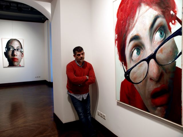 Σάββας Γεωργιάδης: «Η τέχνη δεν σε αφήνει ποτέ να ησυχάσεις» | tovima.gr