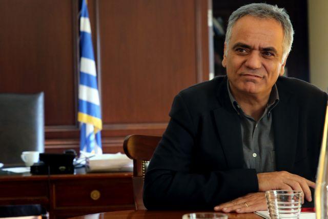 Σκουρλέτης: Ο Μητσοτάκης είναι εχθρός των δημοσίων υπαλλήλων | tovima.gr