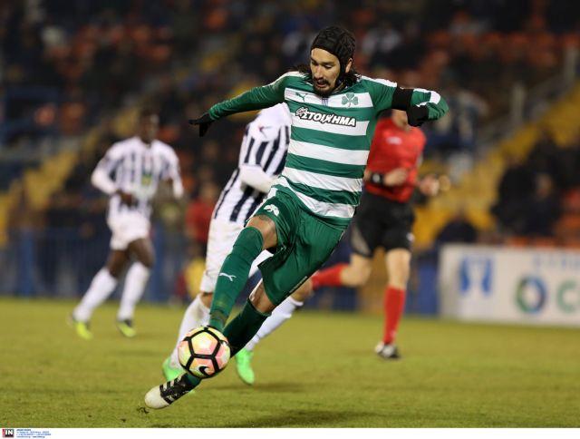 Σούπερ Λιγκ: Παναθηναϊκός – Κέρκυρα 1-0   tovima.gr