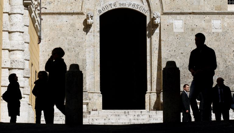 Monte dei Pashi: Οι αθέμιτες πιέσεις και οι πολιτικές παρεμβάσεις | tovima.gr