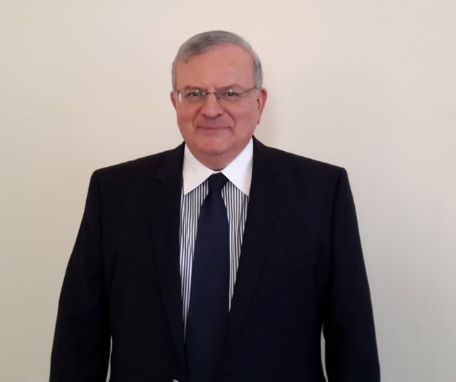 Την Κυριακή η κηδεία του πρέσβη στη Βραζιλία Κυρ. Αμοιρίδη | tovima.gr