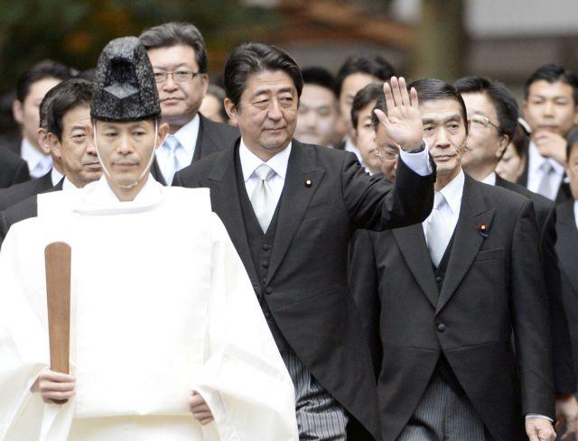 Ιάπωνας πρωθυπουργός: Δώστε πάλι αυξήσεις, λέει στους επιχειρηματίες | tovima.gr