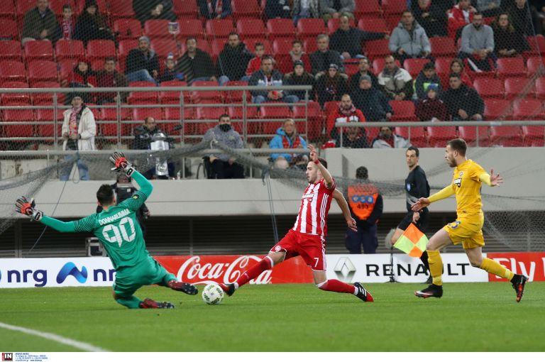 Σούπερ Λιγκ:  Ολυμπιακός – Αστέρας Τρίπολης 2 – 1   tovima.gr