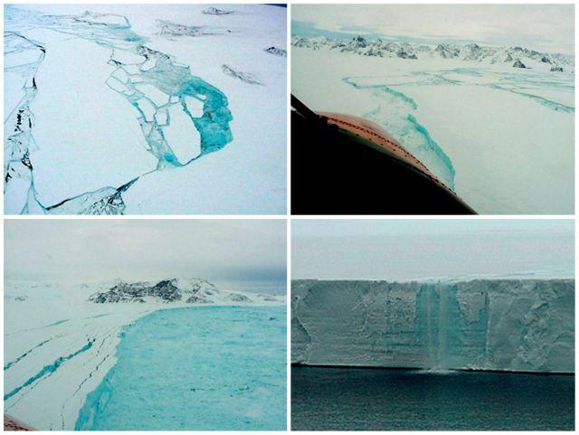 Παγόβουνο σχεδόν όσο το Μπαλί ετοιμάζεται να αποκολληθεί στην Ανταρκτική   tovima.gr