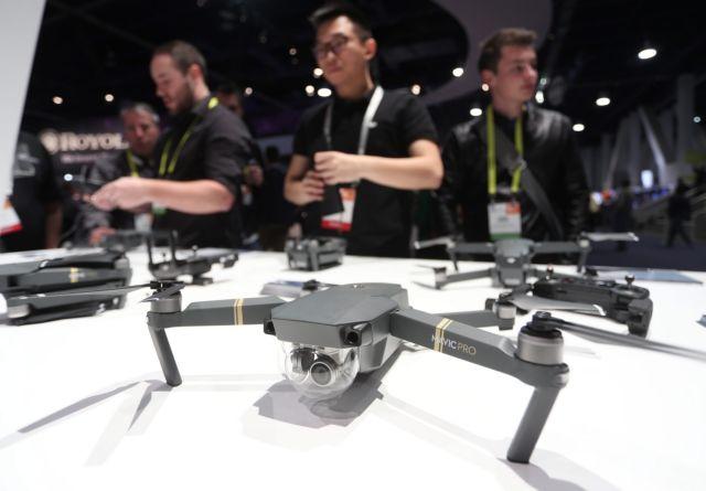 Ανω των 127 δισ. δολαρίων η αξιοποιήσιμη αγορά των drones   tovima.gr