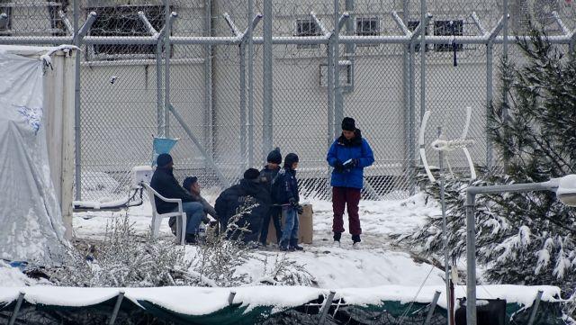 Σε ξενοδοχεία της Λέσβου μεταφέρονται ευάλωτες ομάδες προσφύγων | tovima.gr