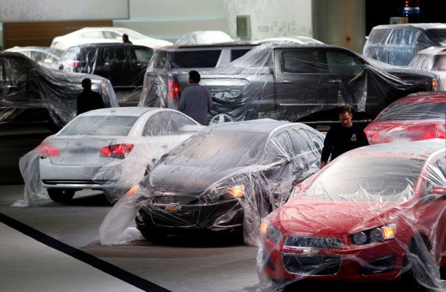 Η General Motors συμμορφώνεται προς τας υποδείξεις του Τραμπ   tovima.gr