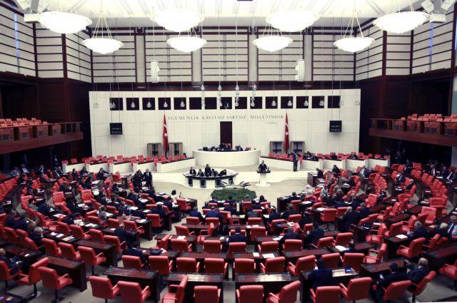 Τούρκος βουλευτής απειλεί τον Καμμένο πως θα «φάει» βαριοπούλα στο κεφάλι | tovima.gr