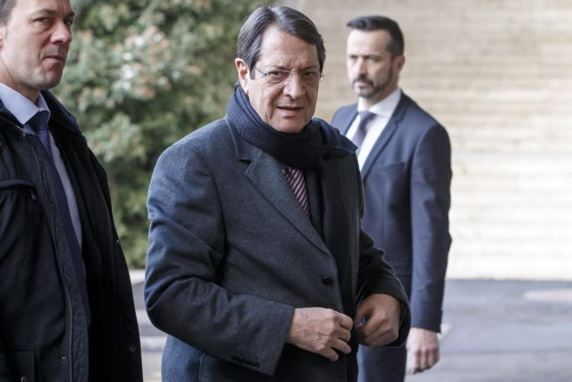 Κατατέθηκαν οι χάρτες: 28,2% προτείνει ο Αναστασιάδης στους Τουρκοκύπριους | tovima.gr