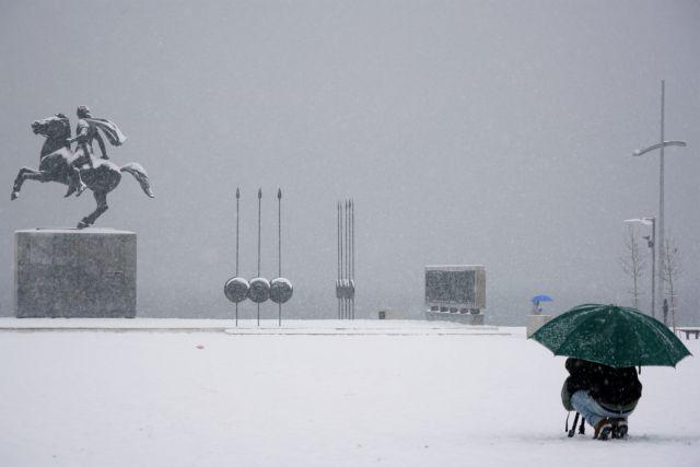 Εισαγγελική παρέμβαση στη Θεσσαλονίκη για τα προβλήματα από το χιονιά | tovima.gr