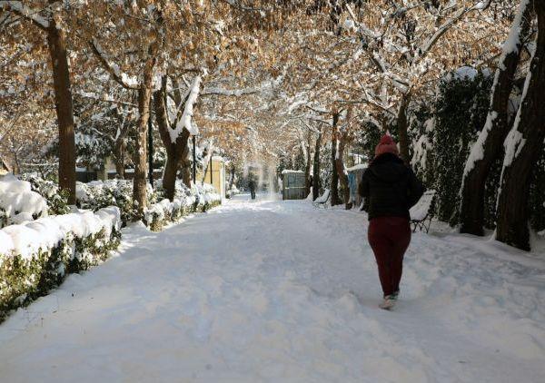 Η «Πηνελόπη» φέρνει χιόνια και στην Αττική | tovima.gr
