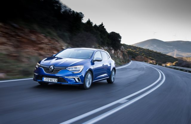 Renault Megane: Της γαλλικής σχολής | tovima.gr