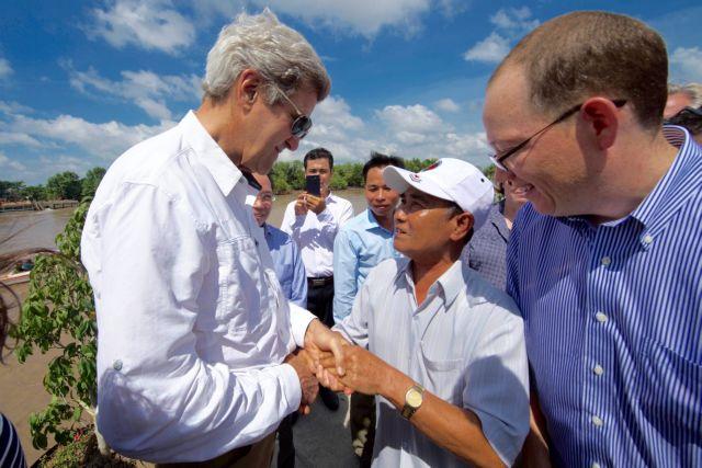 Ο ΥΠΕΞ των ΗΠΑ γυρίζει στο Βιετνάμ | tovima.gr