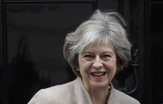 Στην Vogue η πρωθυπουργός της Βρετανίας Τερέζα Μέι   tovima.gr