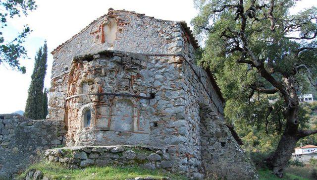 Σημαντικός βυζαντινός ναός στη Λακωνία απειλείται με κατάρρευση   tovima.gr