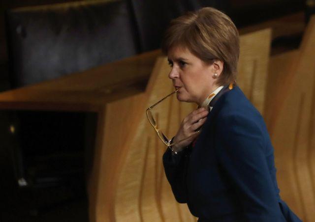 Στέρτζον: Το φθινόπωρο 2018, καλή εποχή για νέο δημοψήφισμα στη Σκωτία   tovima.gr