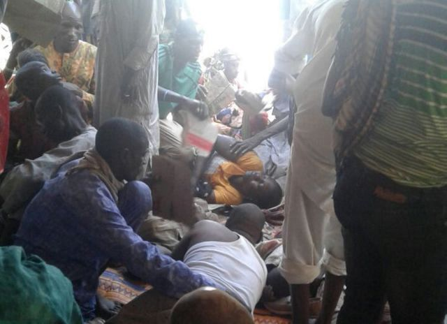 Προσφυγικό καταυλισμό βομβάρδισε «κατά λάθος» η Νιγηρία | tovima.gr